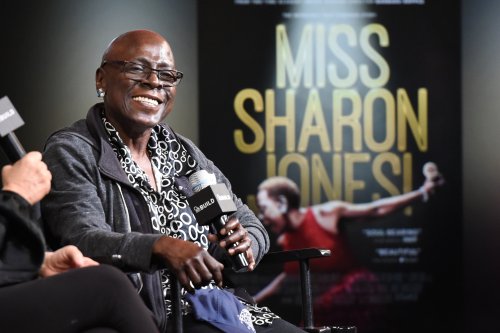 "AOL Build Presents Sharon Jones And Barbara Kopple Discussing The Documentary ""Miss Sharon Jones!"""